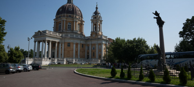 3. Tag – Basilica Superga und Moncalieri