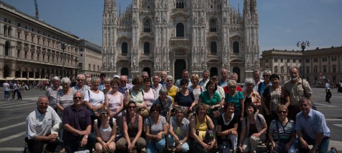 4. Tag – Mailand