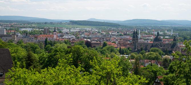 1. Tag – Auf nach Fulda!