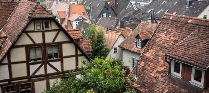 3. Tag – Ein schöner Tag in Marburg